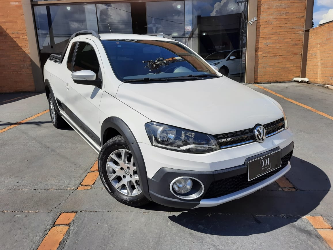 SAVEIRO CROSS 1.6 FLEX CE 2016
